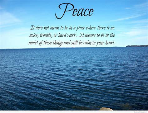 awesome peace quote hd