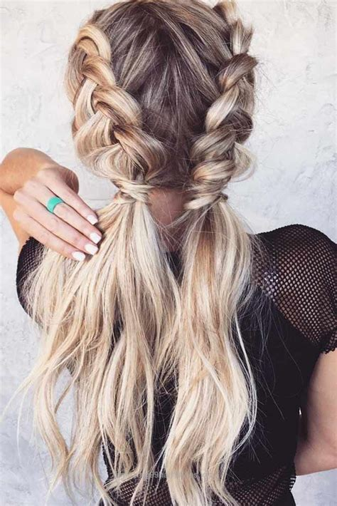 Braided Hairstyles With by Excellent 63 Amazing Braid Hairstyles For And