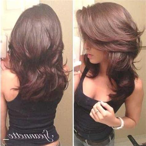 step cut hairstyle  wavy hair httpwwwgohairstyles