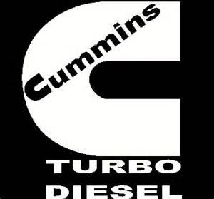Dodge Cummins Turbo Diesel Logo