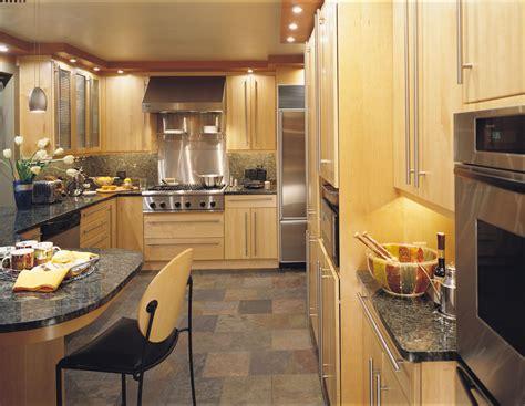 galley kitchen design photo gallery kitchen design gallery triangle kitchen 6774