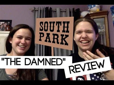 south park   damned review youtube