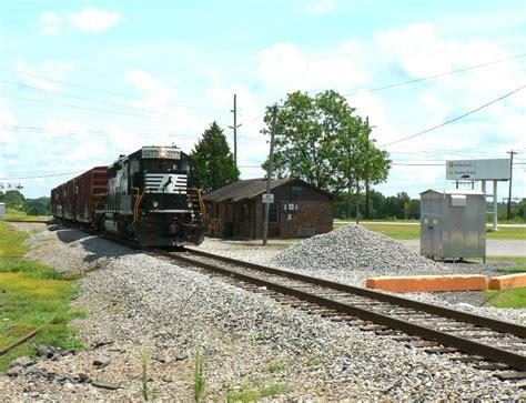 Office Depot Locations Norfolk Va by Danville Western Railway Ns Branch Wvnc Rails