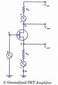Simple Fet Amplifier