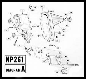 Np261hd Transfer Case