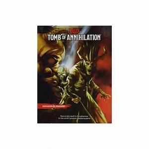 D U0026d 5th Ed Tomb Of Annihilation