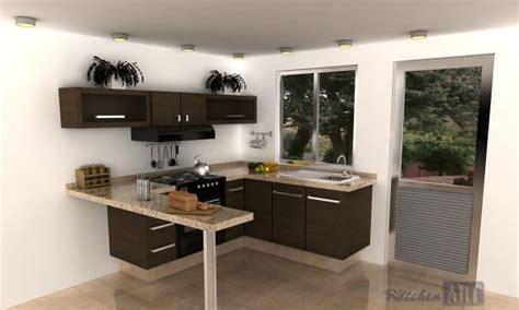 cocineta en escuadra decoracion de cocina moderna cocinas pequenas cocinas pequenas integradas