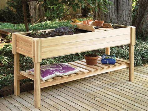 elevated vegetable garden beds interior design ideas