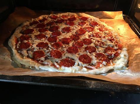 Dfgaren Im Backofen by Pizzateig Rezept Original Italienischer Hefeteig
