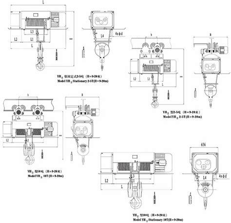ehoistul electric hoist wiring diagram wiring diagram ehoistul electric hoist wiring diagram wiring diagram