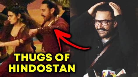 Aamir Khan Talks On Thugs Of Hindostan Look And Climax