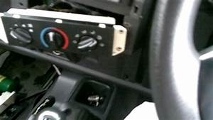 Jeep Wrangler - Heater Switch Fixed