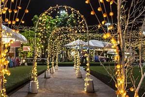 11, Brightest, Ideas, On, Light, Decoration, For, Wedding