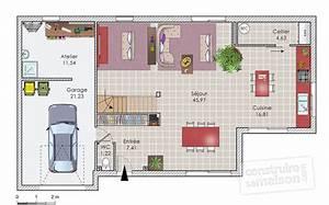 site pour plan maison finest de luxe plan maison chambres With site pour plan maison