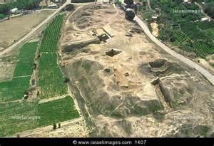 Ancient Jericho Ruins