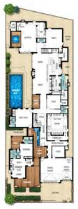 make a floor plan of your house two storey house designs quot the heritage quot by boyd design