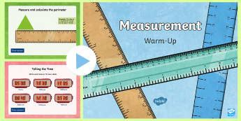 Measure, Compare, Add And Subtract Lengths  New 2014