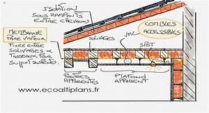 Pose Pare Vapeur Sur Rail Placo : pare vapeur le film d 39 tanch it pour votre maison ~ Medecine-chirurgie-esthetiques.com Avis de Voitures
