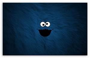 Cookie Monster Background 4K HD Desktop Wallpaper for 4K ...