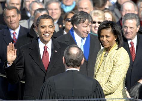 Primera Investidura Presidencial De Barack Obama