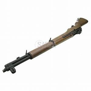 A&K M1 GARAND full metal electric gun (real wood)-airsoft ...