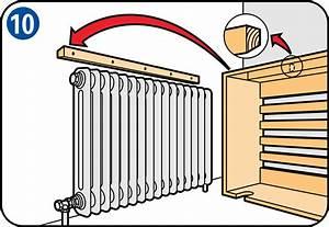Peindre un radiateur electrique 7 on monte le cache for Peindre un radiateur electrique