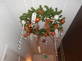 couronne de fleurs mariage décorations noël passiflora deco