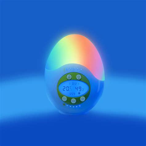 thermomètre hygromètre chambre bébé minipouce teste la veilleuse le de poche hibou go