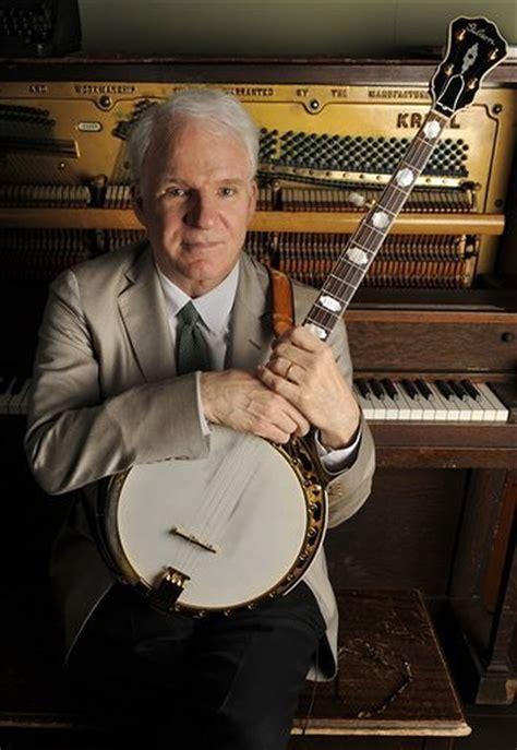 Steve Martin writes, plays on 2nd bluegrass album ...