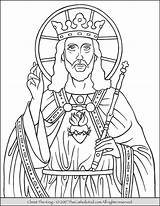 Coloring King Christ Catholic Feast Sunday Drawing Adult Printable Mass Jesus Kings Sheets Thecatholickid Colouring Children Sketch Activities Worksheets Jehoshaphat sketch template