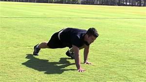 Agility Exercises - The Bear Crawl - YouTube