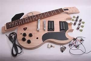 Byoguitar Sg Guitar Kit