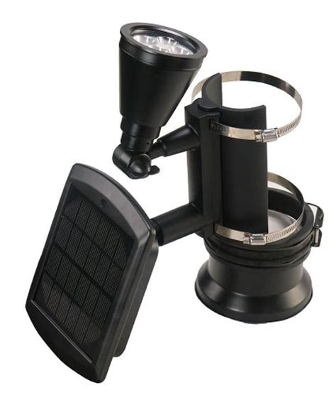 solar flag pole light reviews solar light for flagpole