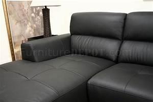 l shaped sofa hazel modern leatherette sectional sofa With l shaped sectional sofa in black leatherette