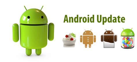 newest android update easy steps to update your android smartphone or tablet