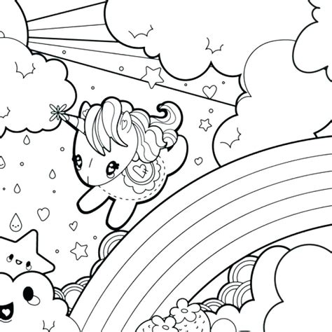 cute unicorn coloring pages  getdrawingscom