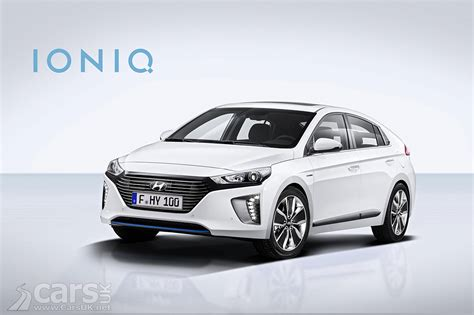 Hyundai Ioniq Hybrid More Details And More Photos