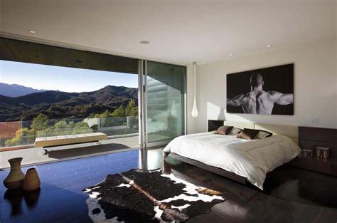 decoration chambre design déco chambre à coucher au design créatif élégant et