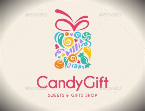 sugary sweet candy logo designs design trends