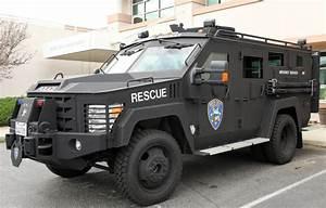 Santa Cruz Cops Release BearCat Photos to Flaunt Their New ...