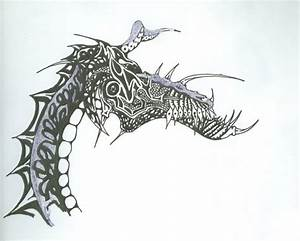 Bio-Mechanical Dragon by dtmccarson on DeviantArt