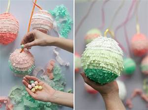 Easter Egg Pinatas DIY