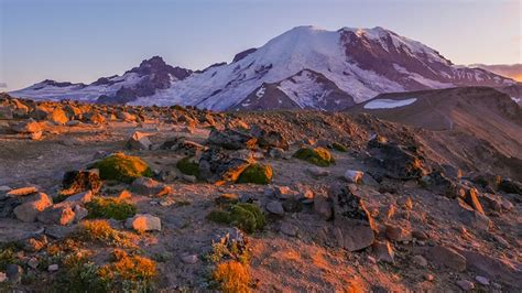 Top Rated Hikes Mount Rainier National Park Planetware
