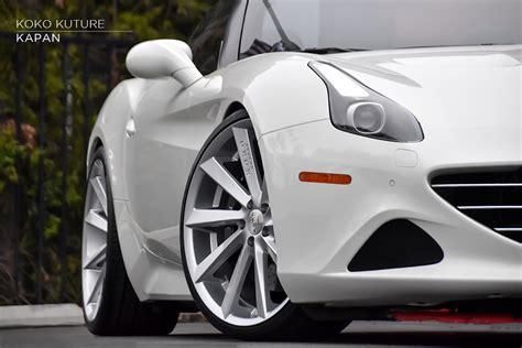 ferrari california kapan giovanna luxury wheels