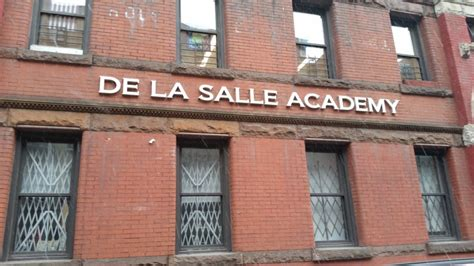 de la salle academy middle schools high schools new