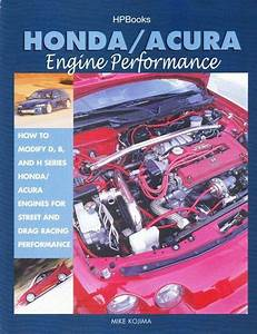 Honda  Acura Engine Performance Hp