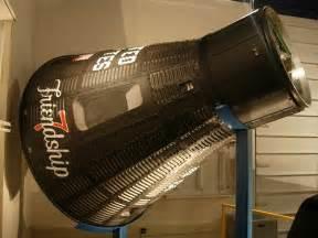 Friendship 7 Spacecraft   Mercury Capsule replica.. Full ...