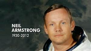 Neil Armstrong Dead at 82 Video - ABC News