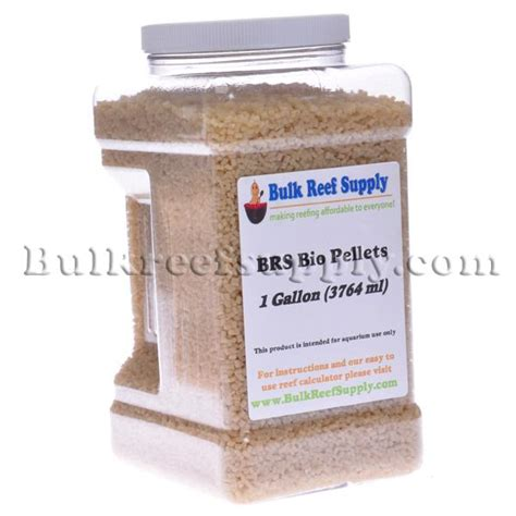 bulk reef supply releases bio pellets   cheap