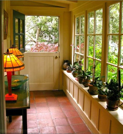 terracota flooring for enclosed porch yard ideas